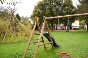Der Garten und unser Naturfreundehaus